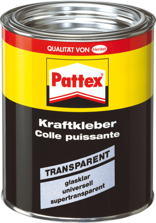Pattex transparent