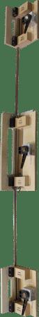 Stangenfräslehre zu Mehrfachverriegelung Automatik AV3