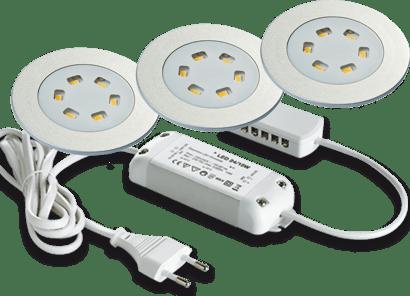 Ein- und Anbauleuchte R 55-LED