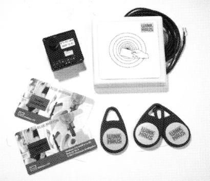 Transponder-Set zu Mehrfachverriegelung