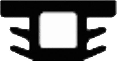 Fensterdichtung Typ S3117A