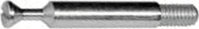 Stahldübel Ø 7 mm für Eckverbinder