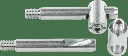 Herkules-Verbinder mit metrischem Gewinde M10