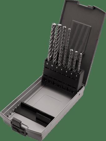 SDS-Bohrerkassette 4-Schneider