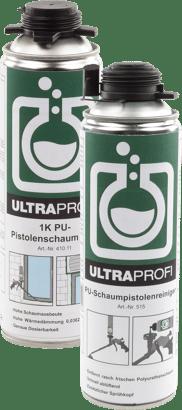 ULTRAprofi Aktionsset 1K-Schaum 500 ml & Schaumreiniger