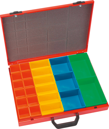 Metall-Sortimentskoffer