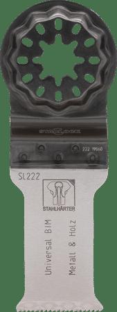 E-Cut Universal Sägeblatt BIM 50x28mm SL