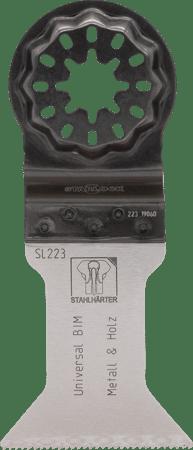 E-Cut Universal Sägeblatt BIM 55x44mm SL