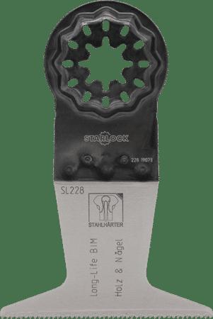 E-Cut Long-Life Sägeblatt BIM 50x65mm SL