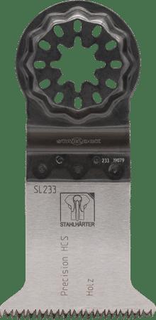 E-Cut Precision-Sägeblatt HCS 50x50mm SL