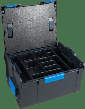 L-BOXX G mit Trennbleche und Insetboxen