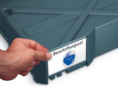 Beschriftungs-Set für Systainer T-LOC