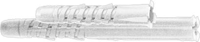 Allzweck-Spiraldübel TFS
