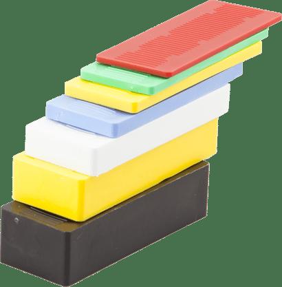 Trage-Montageklotz im Karton