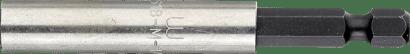 Universal-Bithalter mit Magnet und Sprengring