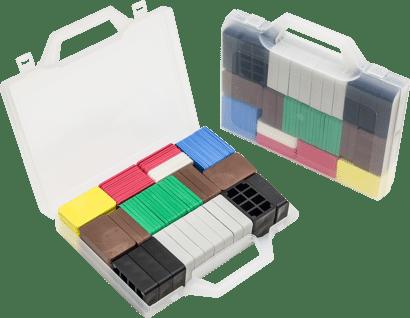 Unterlegeklötze-Set im Koffer