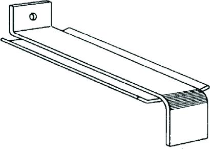 Stoßverbinder H500 D für Tropfnase 30 mm