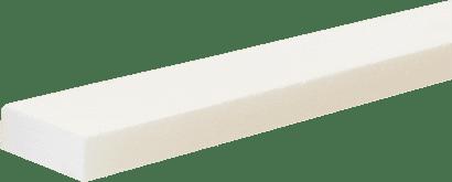 Hartschaum-Vierkant für Vorwandmontage