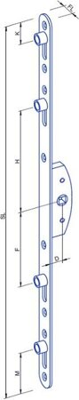 Kantengetriebe No. 70R