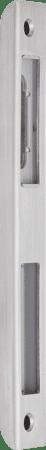 Schließblech zu Magnetschloss für gefälzte Türen