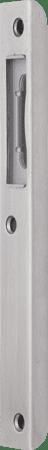 Schließblech zu Fallenschloss für gefälzte Türen