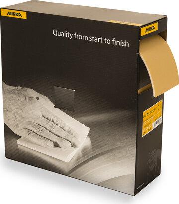 Goldflex-Handpads auf Rolle