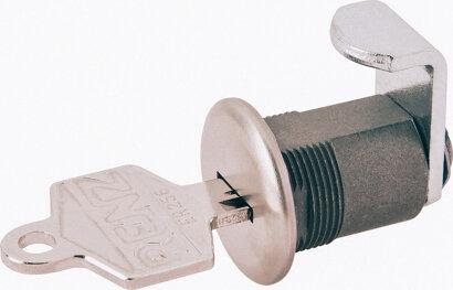 Briefkasten Universalzylinder ZS 85