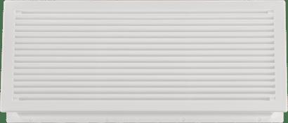 Exklusiv-Lüftung Kunststoff 290 x 125 mm