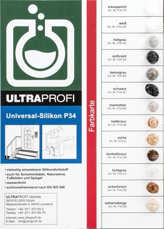 Farbkarte Universal-Silikon