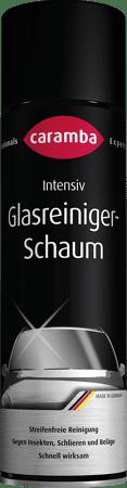 Intensiv Glasreiniger-Schaum