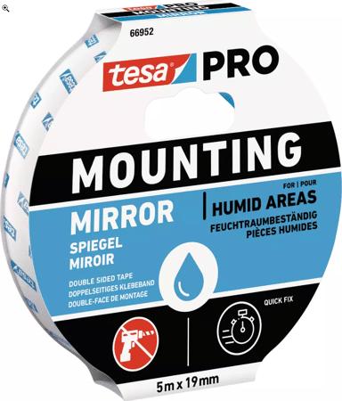 Spiegelmontageband Mounting PRO
